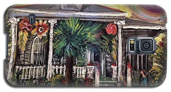 Summertime New Orleans Galaxy S5 Case