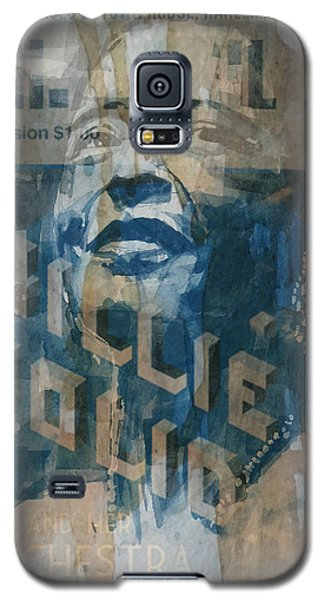 Rhythm And Blues Galaxy S5 Case - Summertime by Paul Lovering