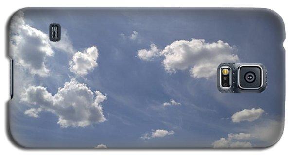 Summertime Sky Expanse Galaxy S5 Case by Arletta Cwalina