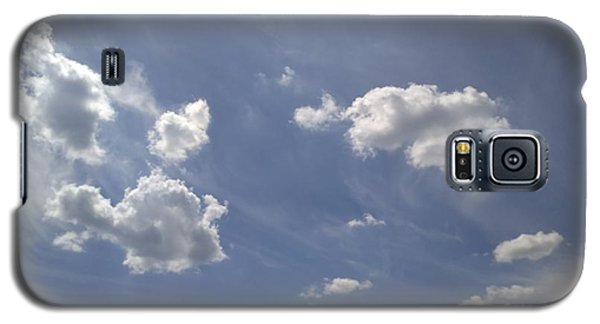 Sunny Galaxy S5 Case - Summertime Sky Expanse by Arletta Cwalina