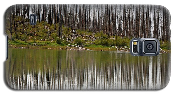 Summit Lake Galaxy S5 Case