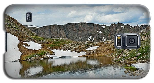 Summit Lake In Summer Galaxy S5 Case