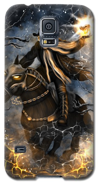 Summoned Skull Fantasy Art Galaxy S5 Case