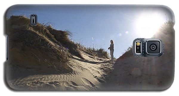 Galaxy S5 Case featuring the photograph Sun And Sand  by Tara Lynn