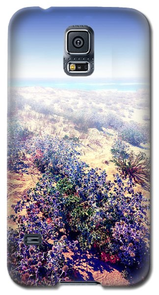 Sun And Wind Galaxy S5 Case