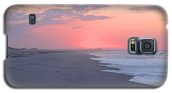 Galaxy S5 Case featuring the photograph Sun Brightened Clouds by  Newwwman