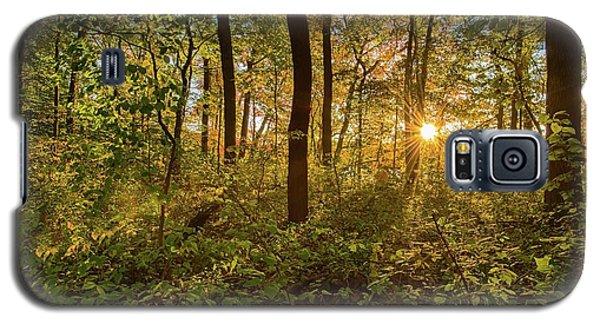 Sun Burst  Galaxy S5 Case