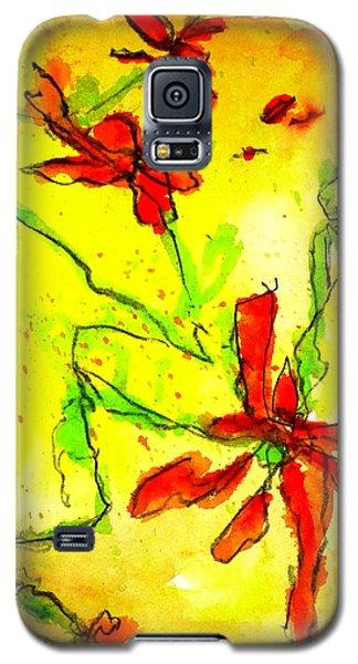 Sun Catchers 1 Galaxy S5 Case