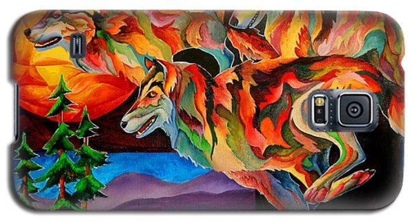 Sun Dance Galaxy S5 Case by Sherry Shipley