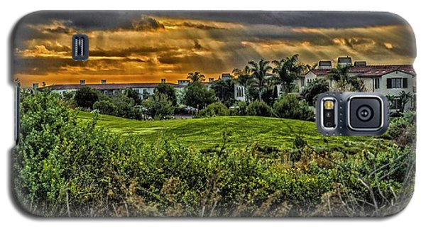 Sun Dome Galaxy S5 Case by Joseph Hollingsworth