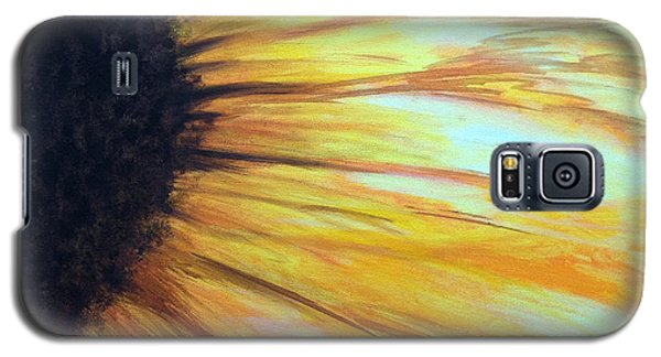 Sun Flower Galaxy S5 Case
