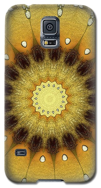 Sun Kaleidoscope Galaxy S5 Case