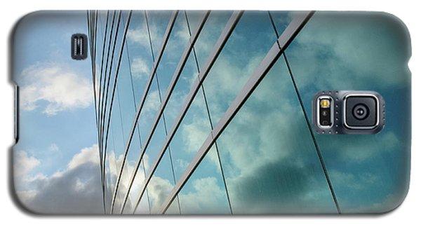 Sun Mirror Galaxy S5 Case