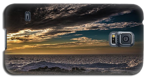 Galaxy S5 Case featuring the photograph Sun Peeks Through by Onyonet  Photo Studios