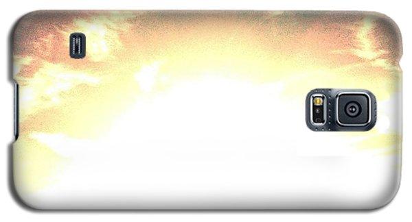 Sun Pyramid Galaxy S5 Case
