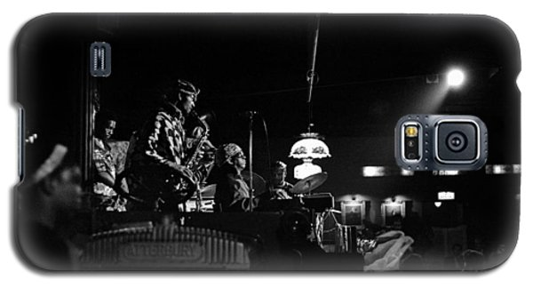 Sun Ra Arkestra At The Red Garter 1970 Nyc 21 Galaxy S5 Case