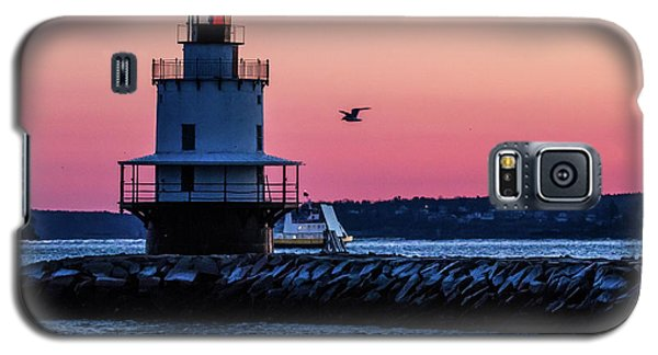 Sun Rise At Spring Point Galaxy S5 Case