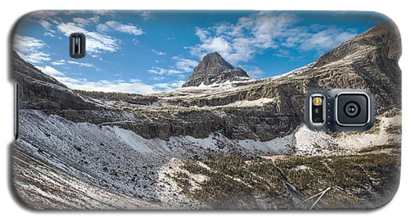 Galaxy S5 Case featuring the photograph Sun Road by Jason Naudi