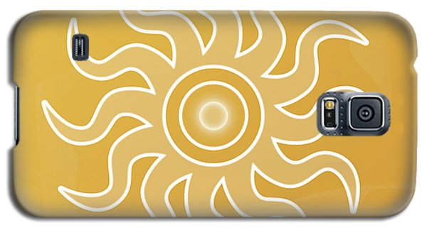 Sun Salutation Galaxy S5 Case