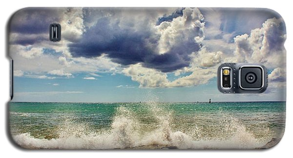 Sun, Sea And Sky Galaxy S5 Case