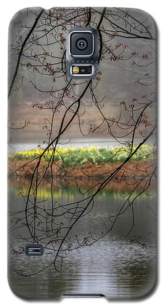 Galaxy S5 Case featuring the photograph Sun Shower by Bill Wakeley