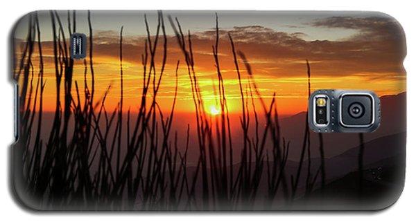 Sun Through The Blades Galaxy S5 Case