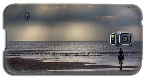 Sun Through The Clouds 2 5x7 Galaxy S5 Case