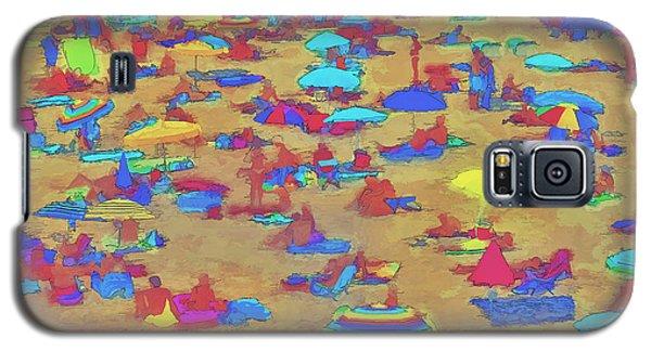 Sun Umbrellas Galaxy S5 Case