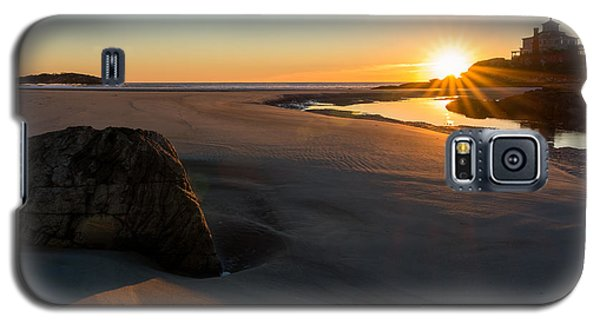 Sun Up Good Harbor Galaxy S5 Case