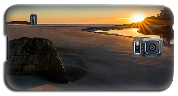 Sun Up Good Harbor Galaxy S5 Case