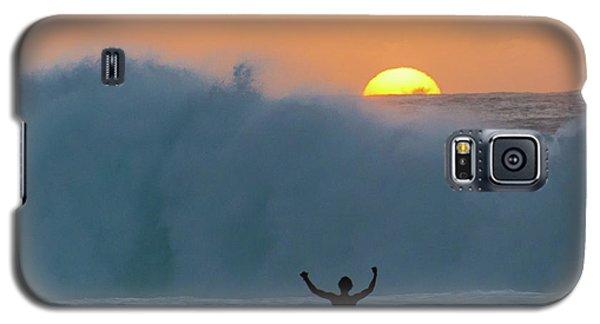 Sun Worship Galaxy S5 Case