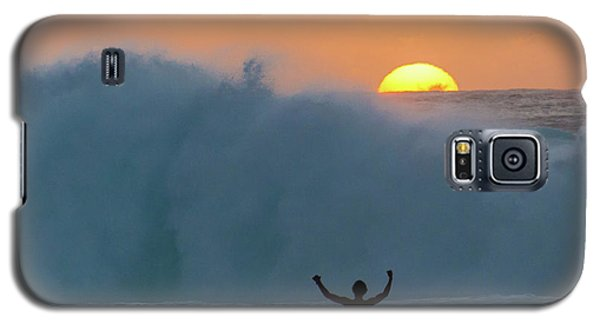 Sun Worship Galaxy S5 Case