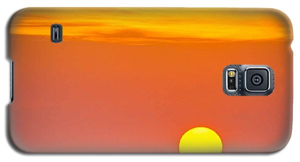 Sunbathing Galaxy S5 Case