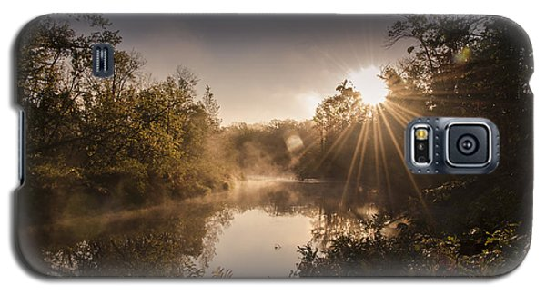 Sunbeams  Galaxy S5 Case by Annette Berglund