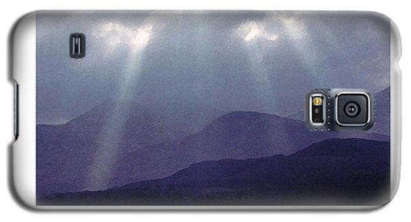 Sunbeams Over Derwent Galaxy S5 Case