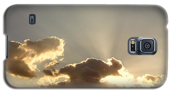 Trumpeting Triumphantly Sunrise Galaxy S5 Case