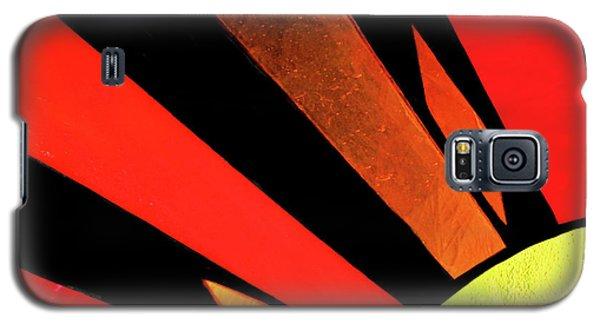 Galaxy S5 Case featuring the photograph Sunburst by Kristin Elmquist