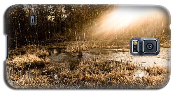 Sunburst Galaxy S5 Case
