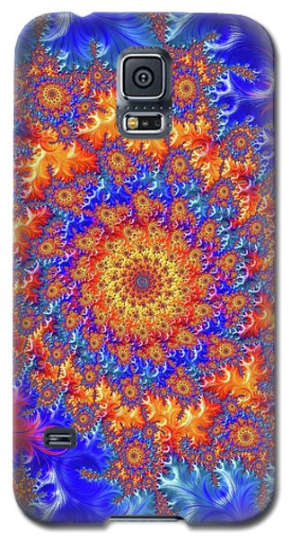Sunburst Supernova Galaxy S5 Case