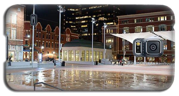 Sundance Square Fort Worth 3 Galaxy S5 Case