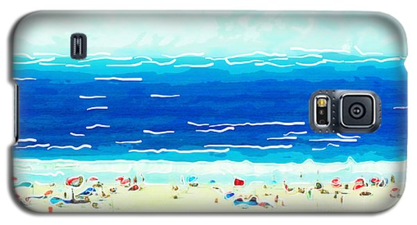 Sunday At Bondi Galaxy S5 Case