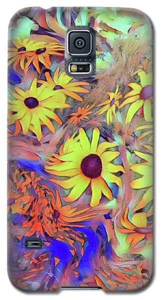 Sunday Flower Galaxy S5 Case