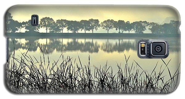 Fog At Sunrise Galaxy S5 Case