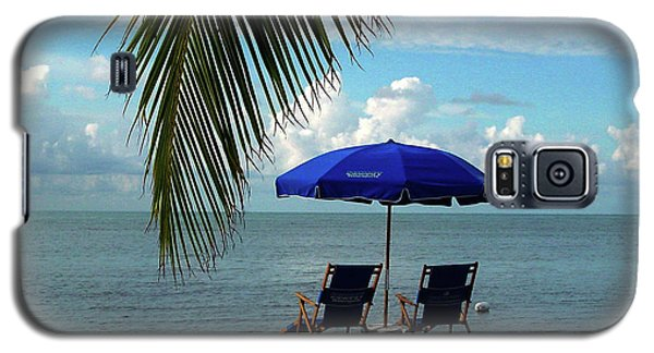 Sunday Morning At The Beach In Key West Galaxy S5 Case