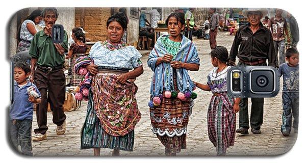 Sunday Morning In Guatemala Galaxy S5 Case