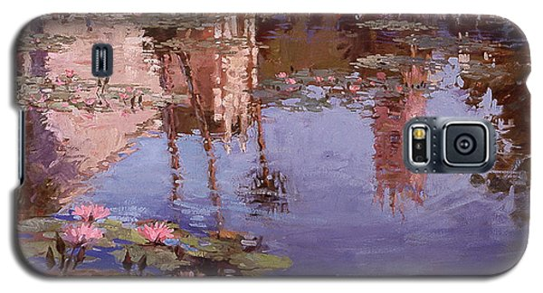 Sunday Reflections - Water Lilies Galaxy S5 Case