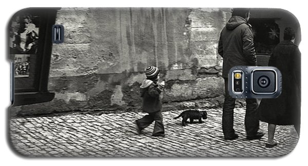 Sunday Stroll Galaxy S5 Case