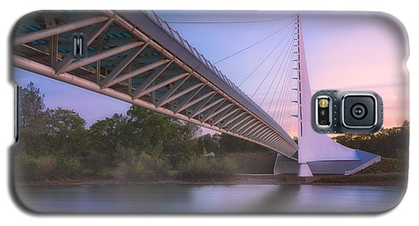 Sundial Bridge 6 Galaxy S5 Case