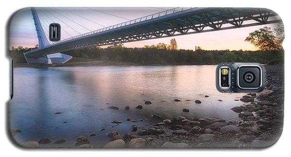 Sundial Bridge 7 Galaxy S5 Case