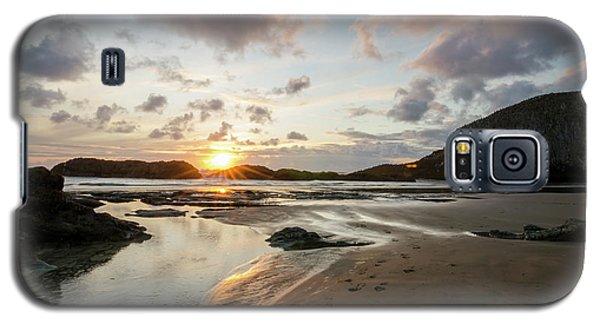 Sundown At The Edge Galaxy S5 Case